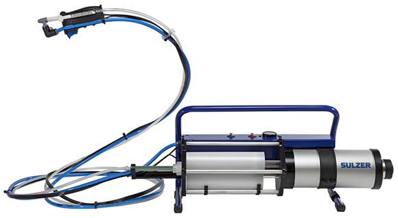 Sulzer Mixpac Dosing Mixing And Dispensing Systems For